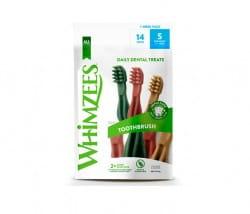 Whimzees Zahnbürste Kausnack - mit * = unverpackte Ware