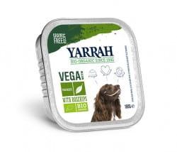 Yarrah Bröckchen Vega Bio-Hundefutter Nassfutter vegan kaufen