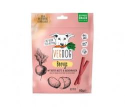 VegDog BEEVYS - Sticks mit Roter Beete und Buchenrauch
