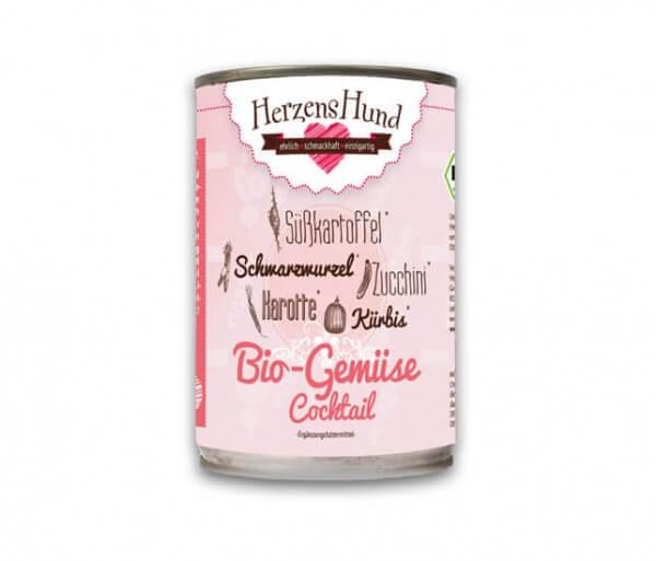 HerzensHund Bio-Gemüsecocktail für BARF Hundefutter bestellen Mix / Mischung
