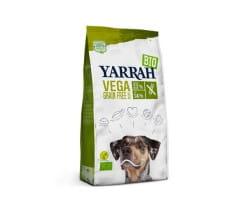Yarrah Hundetrockenfutter Vega getreidefrei