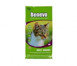 Benevo Cat Adult veganes Trockenfutter für Katzen bestellen / kaufen Großpackung ohne Zusatzstoffe