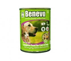 Benevo Duo hypoallergen veganes Alleinfutter - Hunde & Katzen online bestellen