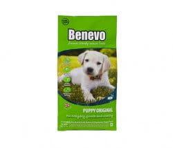 Benevo Puppy veganes Hunde-Trockenfutter für Welpen online bestellen / kaufen
