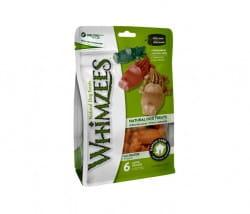 Whimzees -Alligator/Krokodil- Kausnacks bunt - mit * = unverpackte Ware
