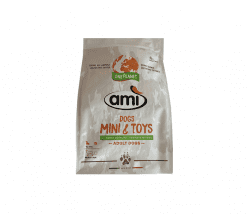 AMI Dogs Mini & Toys - adult dogs