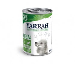 Yarrah Vega Bröckchen 150g Nassfutter für Hunde bio & vegan kaufen